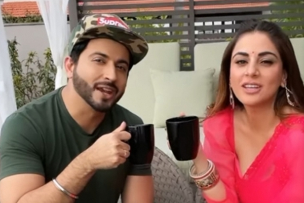 Shraddha Arya on Kundali Bhagya co-star Dheeraj Dhoopar: We are not just co-stars but good friends - Television News in Hindi