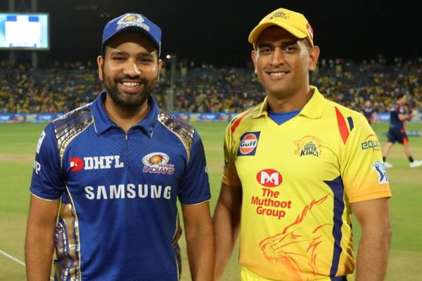 IPL: Dhoni & Rohit named joint best captains of all time - Cricket News in Hindi
