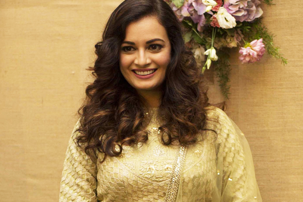 Dia Mirza named SDGs Advocate by UN - Bollywood News in Hindi