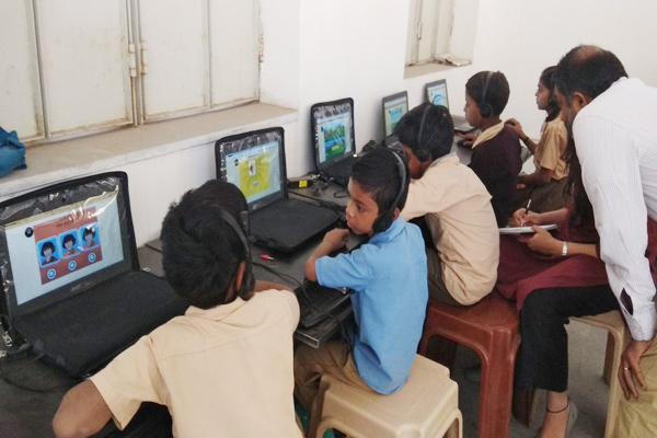 जालौर के सरकारी स्कूलों में मिलेगी कंप्यूटर शिक्षा, स्कूलों को डिजीटल किया