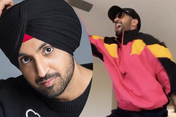 Diljit Dosanjh channels his inner Govinda in latest dance video - Bollywood News in Hindi