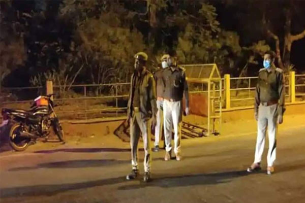 Discussion on proposal to impose night curfew in Delhi - Delhi News in Hindi