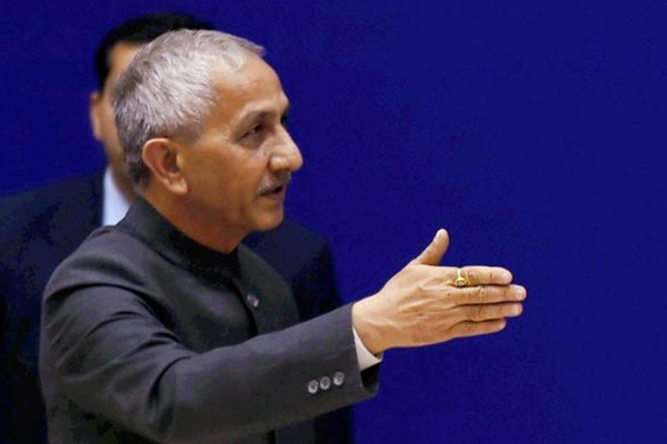 Priority is to prevent Kashmir from turning into Syria: Dineshwar Sharma - India News in Hindi