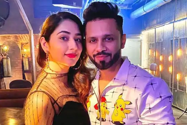Bigg Boss 14: Disha Parmar to accept Rahul Vaidya proposal on TV - Television News in Hindi