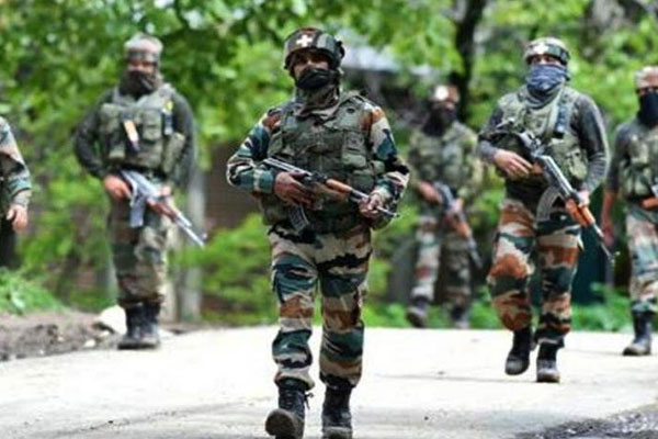 Jammu Kashmir: Attempts to infiltrate Poonch fail, army shelves a terrorist - Jammu News in Hindi