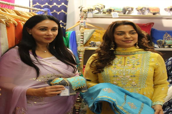 PDKF took part in IMC Ladies Wing Women Entrepreneurs Exhibition 2018 - Jaipur News in Hindi