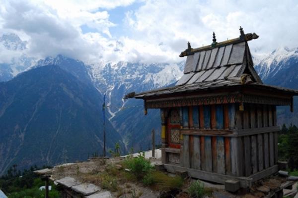 पिछले 28 साल में हिमाचल के कल्पा में सबसे गर्म फरवरी