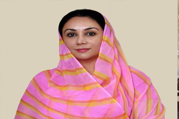 Accused of trying to intimidate Rajsamand MP Diya Kumari - Jaipur News in Hindi