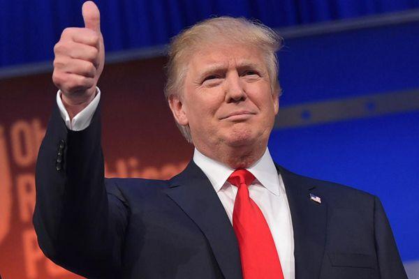 2016 story: donald Trump made headlines of world media - World News in Hindi