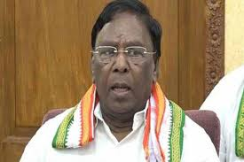 President rule in Puducherry killing democracy: V Narayanasamy - Delhi News in Hindi