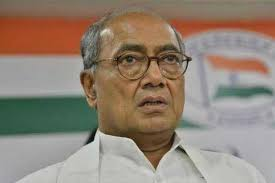 Try to solve the problems of farmers in MP: Digvijay Singh - Bhopal News in Hindi