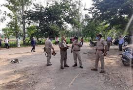 महाराष्ट्र के बाद उत्तरप्रदेश में भी दो साधुओं की हत्या, आरोपी को दबोचा