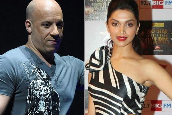 Vin Diesel appreciate Deepika Padukone - Bollywood News in Hindi