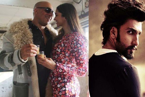 Deepika Padukone has big crush on Vin Diesel - Bollywood News in Hindi