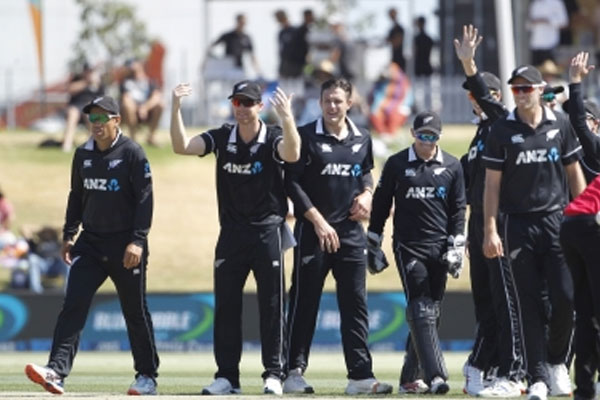 Dream 11 extended contract with New Zealand cricket by 2026 - Cricket News in Hindi