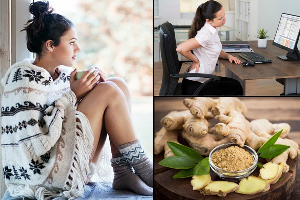 Use dry ginger in winter to get these 5 benefits - Health Tips in Hindi