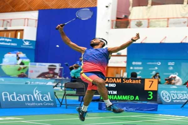 Dubai para badminton: Top Indians reach knockout stage - Badminton News in Hindi