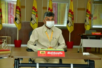 Tirupati by-election is by far the most dubious and undemocratic election in Andhra: TDP - Tirupati News in Hindi
