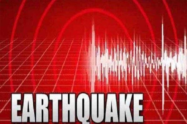 Richter scale 3.6 magnitude earthquake struck Rajasthan Sikar - Jaipur News in Hindi