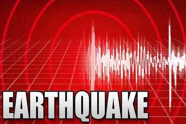 An earthquake of 3.0 magnitude, no news of loss, in Nagaur, Rajasthan - Nagaur News in Hindi