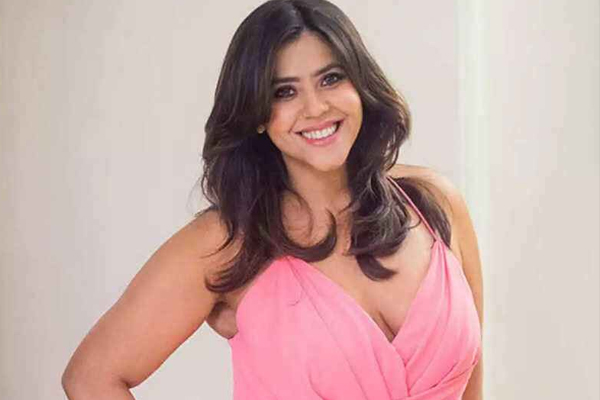 Ekta Kapoor will go to Ajmer Sharif before the launch of The Married Woman - Bollywood News in Hindi