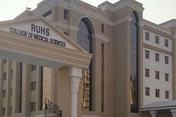 Elderly suicide by hanging in RUHS hospital of Jaipur - Jaipur News in Hindi
