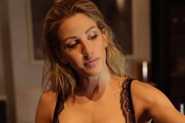 Ellie Goulding used Casper Jopling coat to hide pregnancy - Hollywood News in Hindi