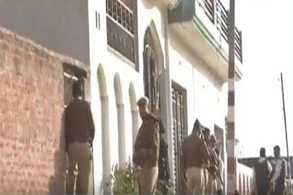 terrorist hideout at Thakurganj in Lucknow - Lucknow News in Hindi