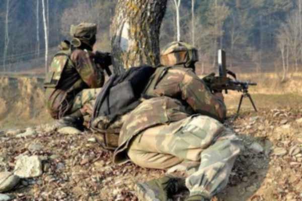 Jammu and Kashmir: Encounter Underway in Handwara, One Terrorist Gunned Down - Kupwara News in Hindi