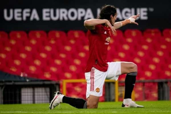 यूरोपा लीग : ग्रानाडा को हराकर मैनचेस्टर यूनाइटेड सेमीफाइनल में