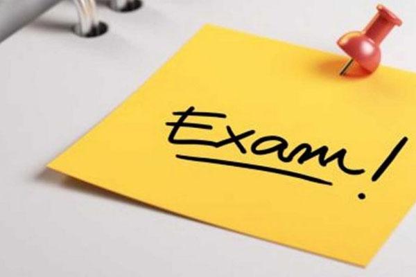 Program of board examinations announced in Madhya Pradesh - Bhopal News in Hindi