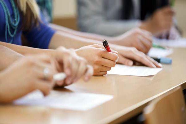 स्कूल में हुई जांच तो नकल की पर्चियों से भर गई बोरी