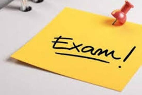 मध्यप्रदेश की स्कूली परीक्षाओं में ऑनलाइन और घर से पर्चे हल करने का विकल्प
