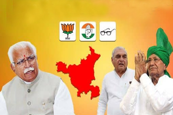haryana election exit polls result updates khattar govt hung assembly - Sonipat News in Hindi