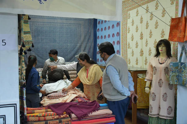 Special Handloom Expo - Jaipur News in Hindi