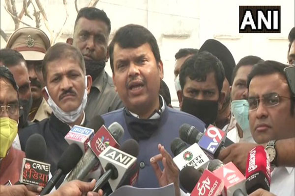 Bhandara fire case should be high-level investigation, murder case should be registered against criminals: Devendra Fadnavis - Mumbai News in Hindi