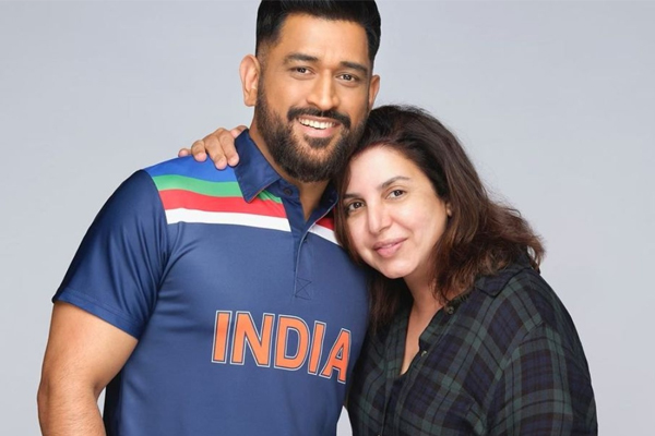What A Shot! Farah Khan on what is it like directing M.S. Dhoni - Bollywood News in Hindi