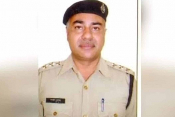 DCP Kapoor suicide scandal: accused SHO sent to 4 days police custody - Faridabad News in Hindi