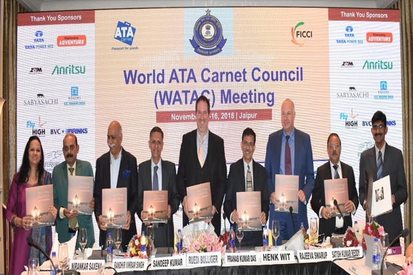 World ATA Carnate Council Meeting inaugurated in Jaipur - Jaipur News in Hindi