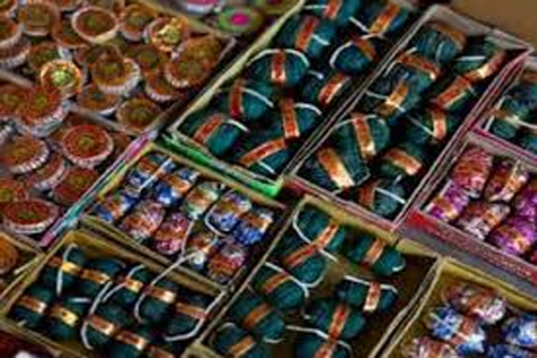Ban on sale of firecrackers in Rajasthan, school closed till 16 November - Jaipur News in Hindi