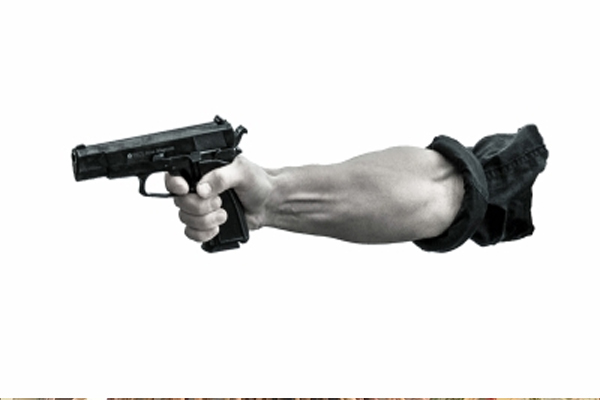 Young man shoots father and his girlfriend in UP - Etawah News in Hindi