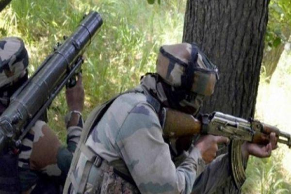 Top Lashkar terrorist Muzaffar Naikoo killed in encounter in jammu and Kashmir - Srinagar News in Hindi
