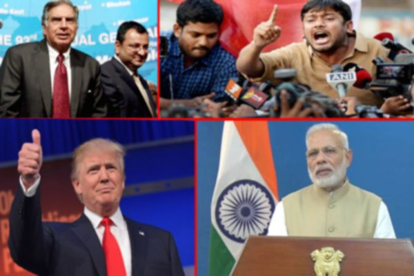 stories of 2016 which make headlines of world media - India News in Hindi