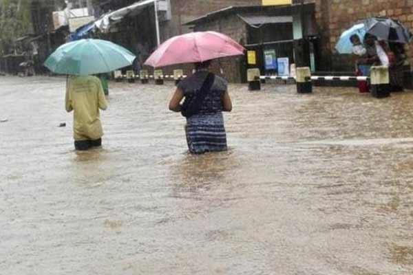 bihar cm nitish kumar visit today in flood areas - Patna News in Hindi