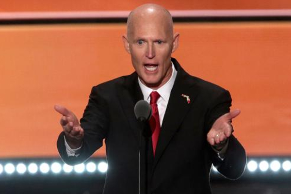 Florida governor calls on FBI director to resign after flub on school shooting tip - World News in Hindi