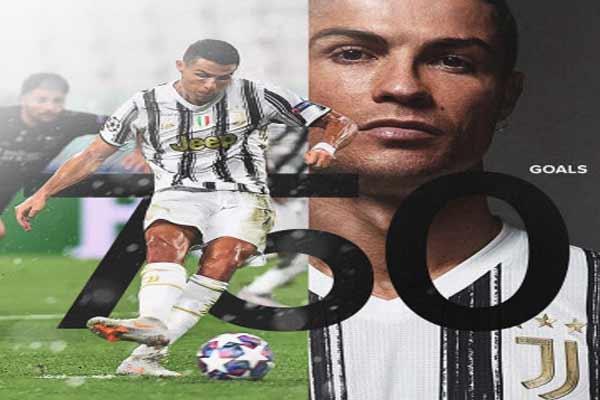 Football: Ronaldo scored his career 750th goal - Football News in Hindi