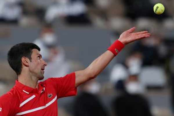 French Open: Djokovic wins 19th Grand Slam, double success for Barbora - Tennis News in Hindi