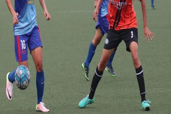 महिला फुटबाल : आईडब्ल्यूएल में एसएसबी ने राइजिंग को मात दी