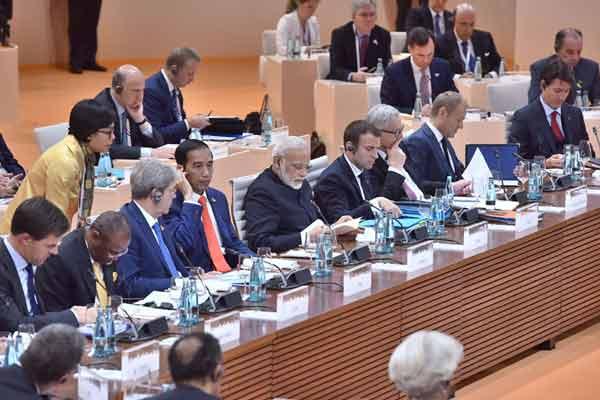 G20 Summit:PM Modi spells out plan of action on agenda of counter terrorism - World News in Hindi