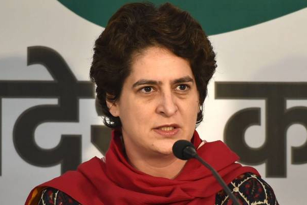 Congress leader arrested in UP for violent protest, Priyanka condemned - Lucknow News in Hindi